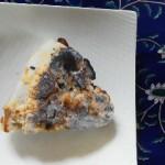 斑りパン粉で焦げちゃいました!